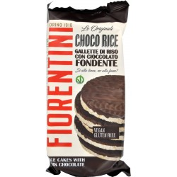 Fiorentini Choco Rice Gallette di Riso con Cioccolato Fondente 100 gr.