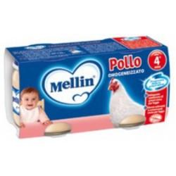 Mellin omogenizzato pollo - gr.80 x2