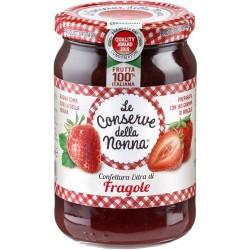 Le conserve della Nonna confettura di fragole - gr.330