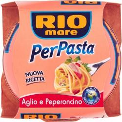 rio mare x pasta aglio peperoncino gr.160