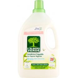 L'albero verde lavatrice eco. 28 lavaggi - lt.1,96