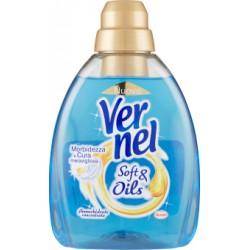 Vernel ammorbidente soft oils blu - ml.750