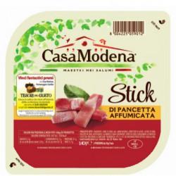 Casa modena pancetta affumicata a cubetti gr.110