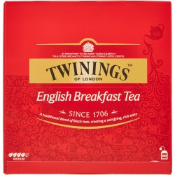 Twinings the 100 filtri breakfast rosso