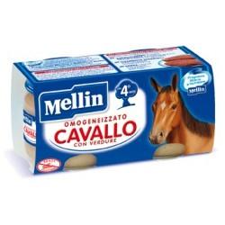 Mellin omogeneizzato cavallo - gr.80 x2