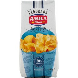 Amica chips eldorada rosmarino - gr.130