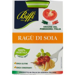 Biffi ragù soia 100% vegetale - gr.190