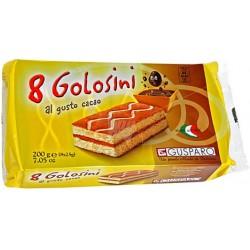Gusparo golosini cacao - gr.200 x8