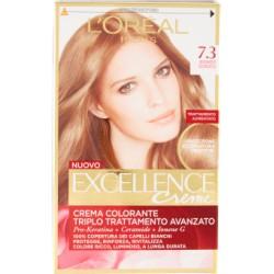 L'Oreal excellence n.7,3 biondo dorato