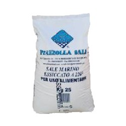 Piazzolla sale grosso alimentare - kg.25