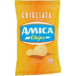 Amica chips patatine grigliata - gr.50