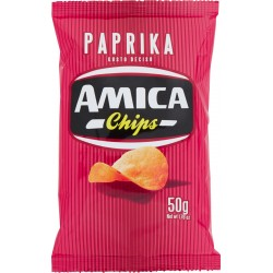 Amica chips patatine paprika - gr.50