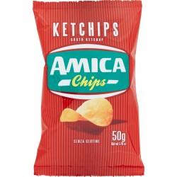 Amica chips patatina ketchup - gr.50