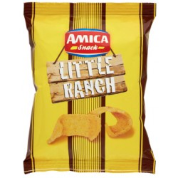 Amica chips little ranch - gr.150