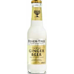 Fever tree ginger beer cl.20