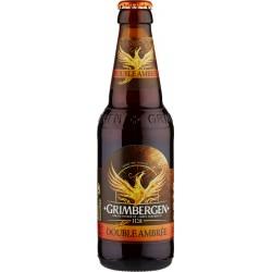 Grimbergen birra Double Ambrée 33 cl.