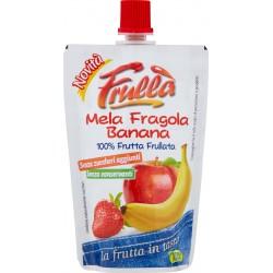Natura frulla mela fragola banana doip - gr.100
