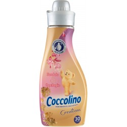 Coccolino Creations Ammorbidente Concentrato Sandalo & Caprifoglio 750 ml.