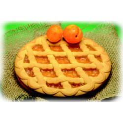 Paradiso del dolce crostata albicocca - gr.450