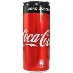 Coca-Cola eurocan zero lattina cl.25