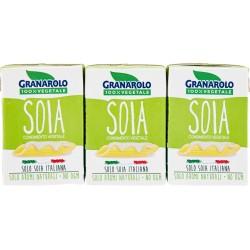 Granarolo panna di soia vegetale ml.100x3