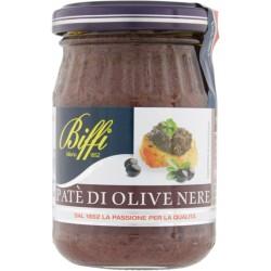 Biffi pate olive nere - gr.140