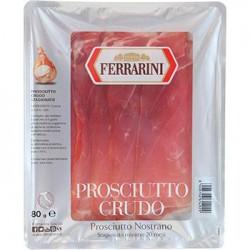 Ferrarini prosciutto crudo senza glutine gr.90
