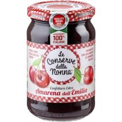 Le conserve della Nonna confettura extra di amarene - gr.340
