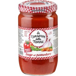 Le conserve della Nonna sugo pomodoro gr.680
