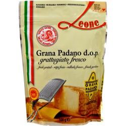 Grana padano Leone grattugiato gr.100