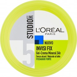 L'Oréal Paris Studio Line Invisi Fix 5 Gel-crema mineral 24h 150 ml.