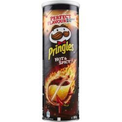 Pringles hot&spicy gr.165