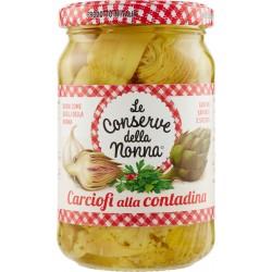 Le conserve della Nonna carciofi alla contadina - gr.270