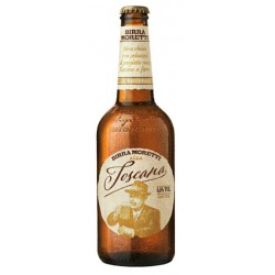 Moretti birra regionale toscana - ml.500