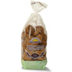 Battistini biscotti integrali senza zucchero - gr.600