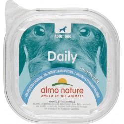 Almo dog daily merluzzo fagiolini - gr.100