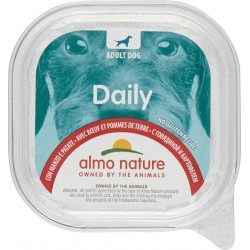 Almo nature Daily Adult Dog con Manzo e Patate 100 gr.