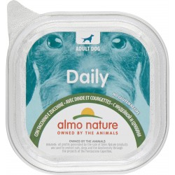 Almo nature Daily Adult Dog con Tacchino e Zucchine 100 gr.
