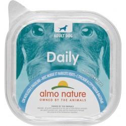 almo nature Daily Adult Dog con Merluzzo e Fagiolini 300 g