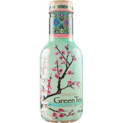 Arizona green tea honey pet - ml.500