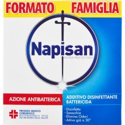 Napisan Extra Protection Additivo Disinfettante Battericida 1,2 Kg
