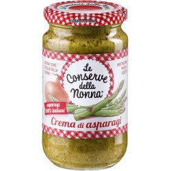 Le conserve della Nonna crema di asparagi - gr.190