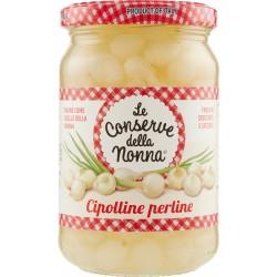 Le conserve della Nonna cipolline perline all'aceto - gr.290