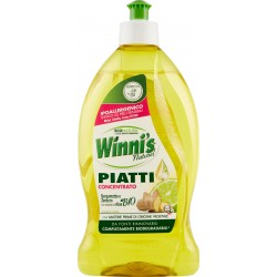 Winni's Piatti Concentrato con estratti di Aloe 500 ml.