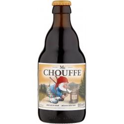 Mc chouffe brune birra cl.33