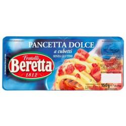 Beretta cubetti pancetta dolce gr.150