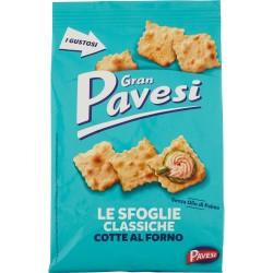 Pavesi sfoglie classiche senza olio di palma gr.190