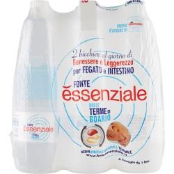 Boario acqua essenziale lt.1 x 6
