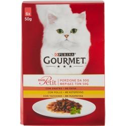 Gourmet mon petit carni deliziosa - gr.50 x6
