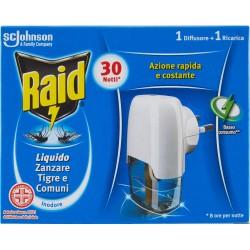 Raid liquido completo + ricarica 30 notti